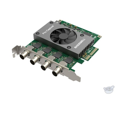 Magewell Pro Capture Quad SDI Card (4-Channel)