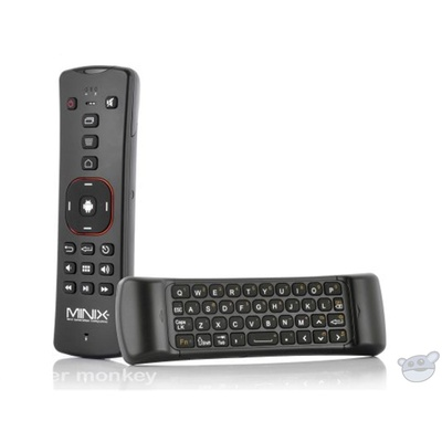 MiniX NEO A2 Remote Air Mouse and Keyboard