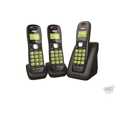 Uniden DECT1615+2 Cordless Phone