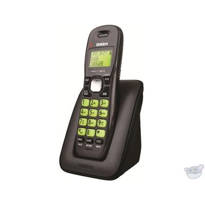 Uniden DECT1615 Single Cordless Phone (Black)