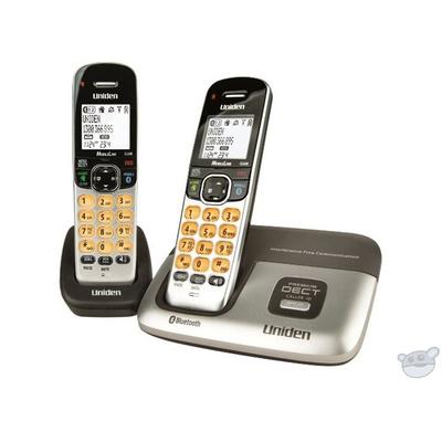 Uniden DECT3216+1 Premium Twin Handset Cordless Phone