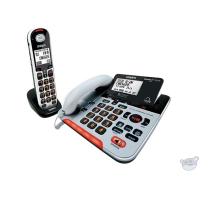 Uniden XDECT SSE37+1 Corded Phone with Cordless Handset
