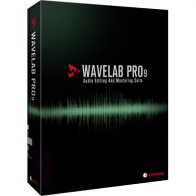 Steinberg WaveLab Pro 9 - Audio Editing and Processing Software (Retail)