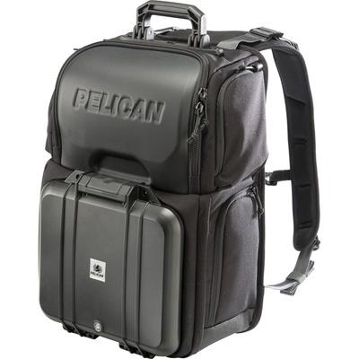 Pelican U160 Urban Elite Half Case Camera Pack (Black)