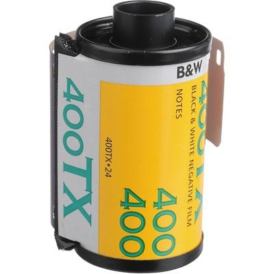 Kodak Professional Tri-X 400 Black and White Negative Film (35mm Roll Film, 24 Exposures)
