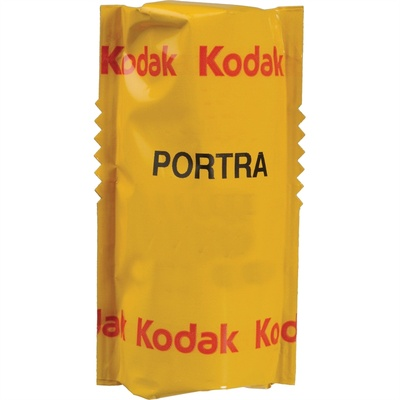 Kodak Professional Portra 160 Color Negative Film (120 Roll Film, 5 Pack)