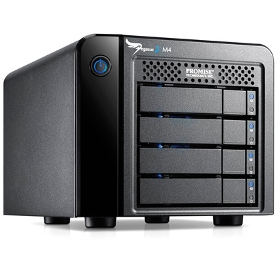 Promise Technology 2TB Pegasus2 M4 Thunderbolt 2 RAID Storage Array (SSD)