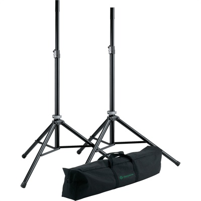 K&M 21449 Speaker Stand Package (Pair)