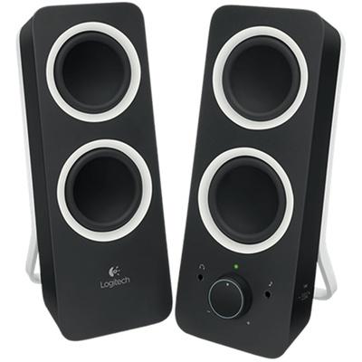 Logitech Z200 Multimedia Speakers (Black)