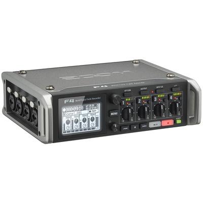 Zoom F4 Digital Multitrack Field Recorder