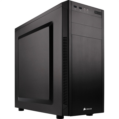 Corsair CC-9011077-WW Carbide Series 100R Silent Edition Mid-Tower Case