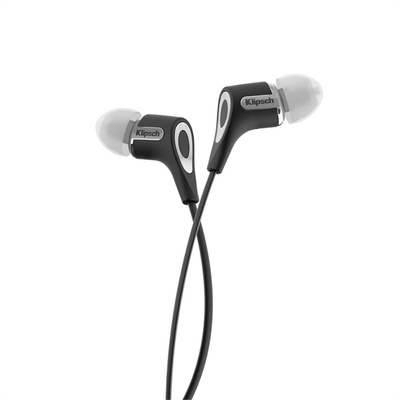 Klipsch R6 In-Ear Headphones (Black)