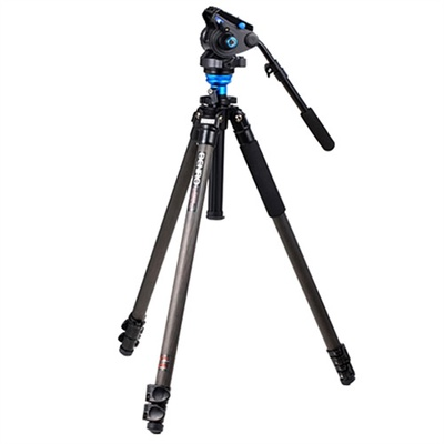 Benro A3573FS6 Video Tripod Alu 3 Sec + S6 Video Head