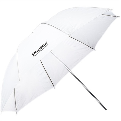 "Phottix White Photo Studio Diffuser Umbrella 101cm (40"")"