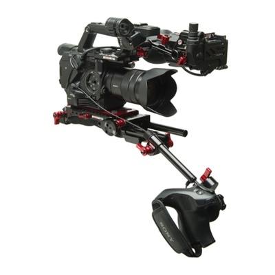 Zacuto Sony FS5 Z-Finder Recoil Rig V2