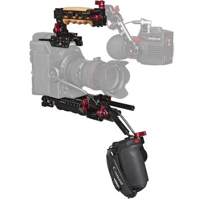 Zacuto Gratical HD EVF Recoil Kit for C300 Mark II V2
