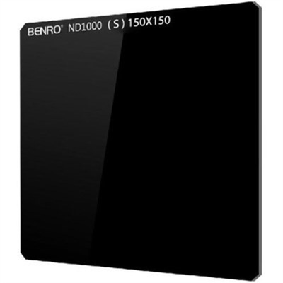 Benro FH150 ND1000 WMC 150x150mm Master Series Filter (10 Stops)