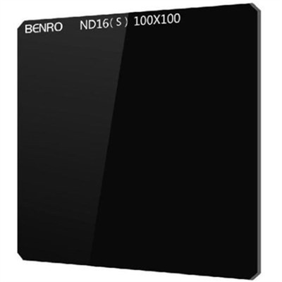 Benro FH100 ND16 WMC 100x100mm Master Series Filter (4 Stops)