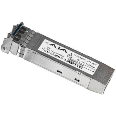AJA FIB-2CW-3941 CWDM Small Form-Factor Pluggable Module with LC Connector