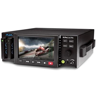 AJA Ki Pro Ultra 4K/UltraHD 3G-SDI/HDMI Recorder Player Monitor