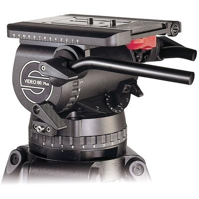Sachtler Video 60 Plus EFP Fluid Head (150mm Ball Base)