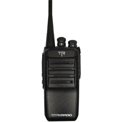 Titan Radio TR400 UHF 2 way Portable Radio