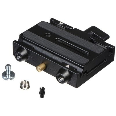 Manfrotto 577 Quick Release Adapter with Sliding Plate