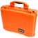 Pelican 1524 Case with Padded Dividers (Orange)