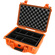 Pelican 1454 Case with Padded Dividers (Orange)