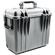 Pelican 1444 Top Loader Case with Photo Dividers (Silver)