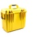 Pelican 1444 Top Loader Case with Photo Dividers (Yellow)