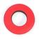 Bluestar Small Round Eyecushion - Microfibre (Red)