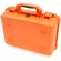 Pelican 1504 Case with Dividers (Orange)
