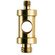 Manfrotto 118 Spigot with Double Male Thread