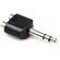 Hosa GPR-484 RCA to 1/4'' Adapter