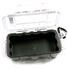 Pelican 1015 Micro Case (Black/Clear)