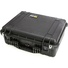 Pelican 1524 Case with Padded Dividers (Black)