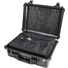 Pelican 1526 Case with Convertible Bag (Black)