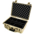 Pelican 1454 Case with Padded Dividers (Desert Tan)