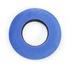 Bluestar Small Round Eyecushion - Microfibre (Blue)