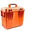 Pelican 1440 Top Loader Case without Foam (Orange)
