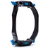 Redrock Micro UltraCage Rear Chassis Assembly - Blue
