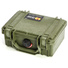 Pelican 1120 Case without Foam (Olive Drab Green)