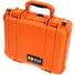 Pelican 1400NF Case without Foam (Orange)