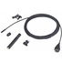 Sony ECM88B Miniature Omni-Directional Lavalier Microphone and DC-78 Power Supply
