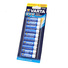 Varta Alkaline High Energy AA Battery - (10 Pack)