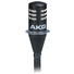 AKG C577WR Water Resistant Miniature Lavalier Mic  (Black, Phantom Power Module)