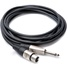 Hosa HXP-015 Pro XLR to 1/4'' Cable 15ft