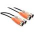 Hosa MID-202 Dual MIDI Cable 2m