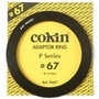 Cokin P467 P Series Filter Holder Adapter Ring (67mm)
